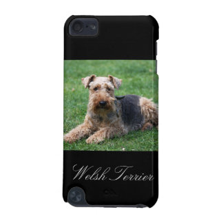Welsh Terrier dog photo ipod touch 4G case iPod Touch (5th Generation) Case