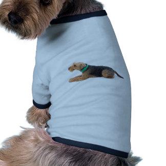 Welsh Terrier Doggie T-shirt