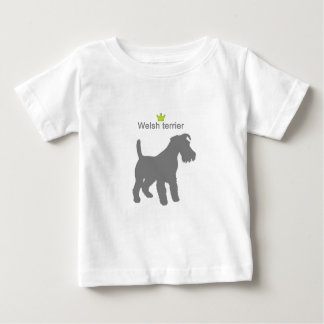 Welsh terrier g5 baby T-Shirt