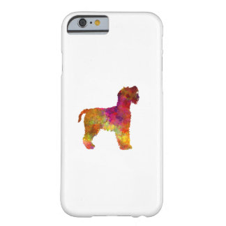 Welsh Terrier in watercolor Barely There iPhone 6 Case