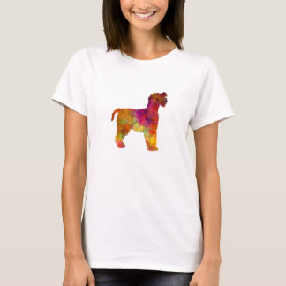 Welsh Terrier in watercolor T-Shirt