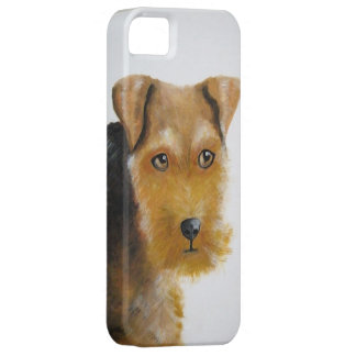 Welsh Terrier iPhone 5 Case