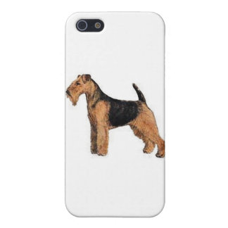 Welsh Terrier iPhone 5 Covers