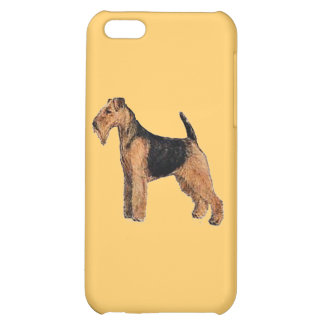 Welsh Terrier iPhone Case Cover For iPhone 5C