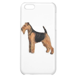 Welsh Terrier iPhone 5C Cover