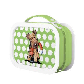 Welsh Terrier Lunchbox