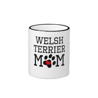 Welsh Terrier Mom Mugs