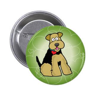 Welsh Terrier Pin