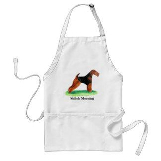 Welsh Terrier Standard Apron