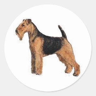 Welsh Terrier Sticker