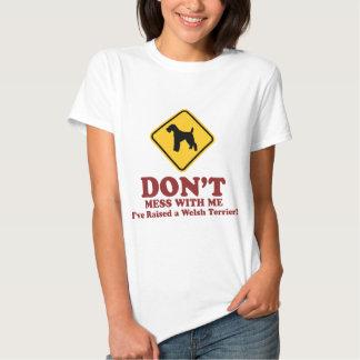 Welsh Terrier T Shirt