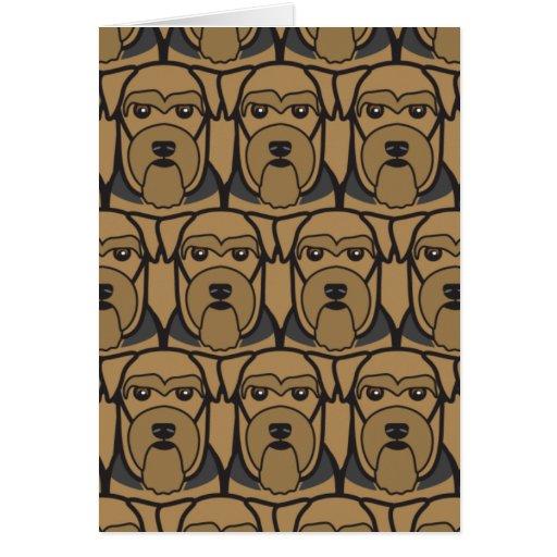Welsh Terriers Card