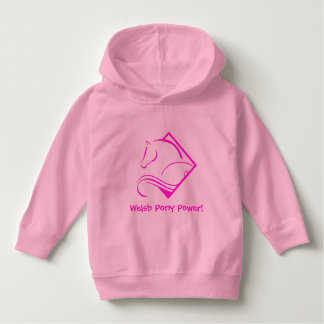 Welsh Toddler Hooded Sweatshirt