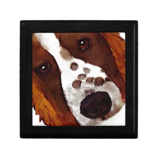 Welshie Face Art Gift Box
