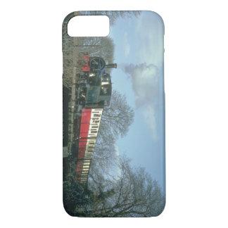 Welshpool & Llanfair Railway_Steam Trains iPhone 7 Case