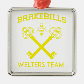 Welters Metal Ornament