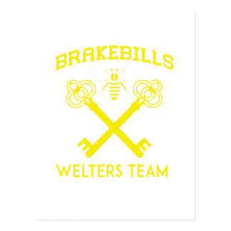 Welters Postcard