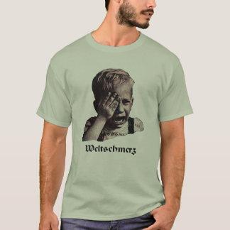 """Weltschmerz   """"World Pain"""" T-Shirt"""