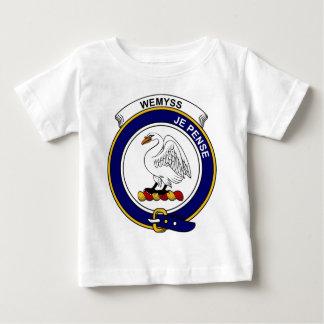 Wemyss Clan Badge Baby T-Shirt