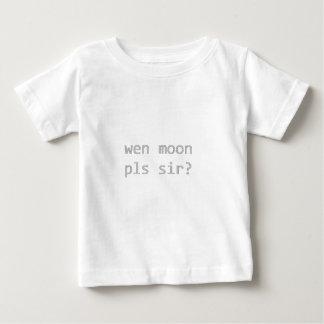 wen moon pls sir? baby T-Shirt