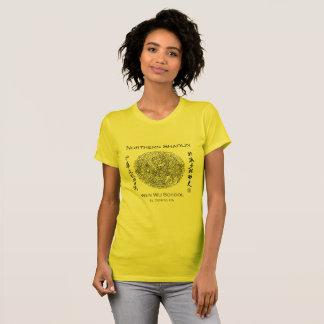 Wen Wu School Shaolin T-Shirt for Women