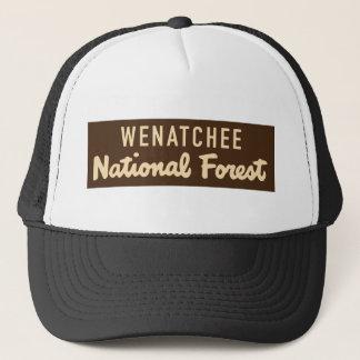 Wenatchee National Forest Trucker Hat