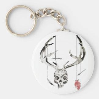 Wendigo Key Ring