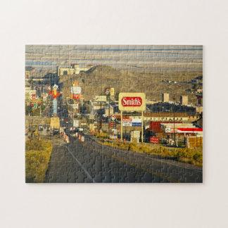 Wendover Nevada. Jigsaw Puzzle
