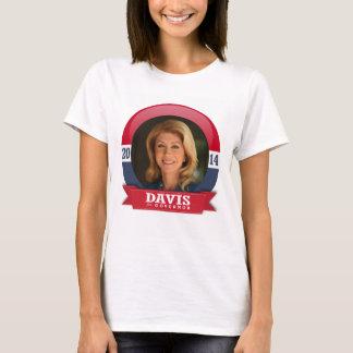 WENDY DAVIS CAMPAIGN T-Shirt
