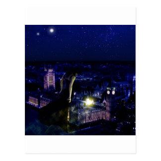 Wendy Returns To Neverland Postcard