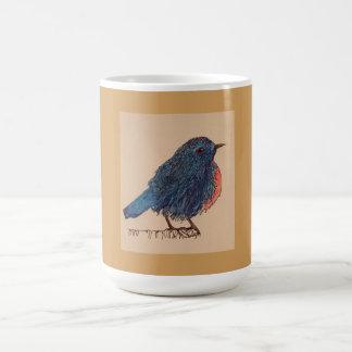 Wendy's Bluebird Coffee Mug