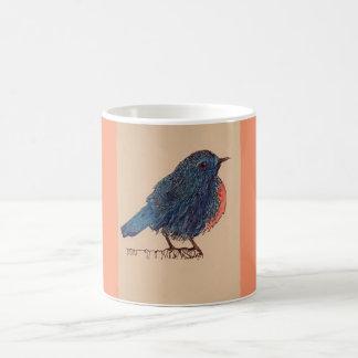 Wendy's Bluebird Mug