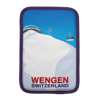 Wengen iPad Mini Sleeve