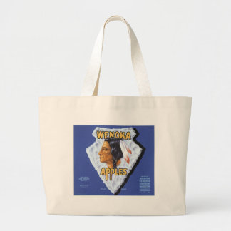 Wenoka Apples Canvas Bags