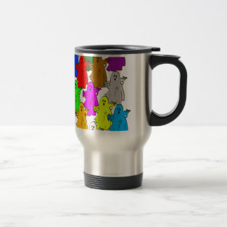 We're all different travel mug
