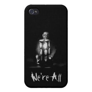 We're All Dreaming Spooky Phone Case Cases For iPhone 4