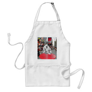 We're All Mad Here Standard Apron