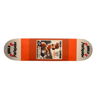 We're at War Skateboard! Custom Skateboard