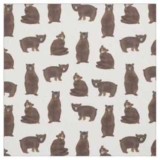 We're Bears Fabric