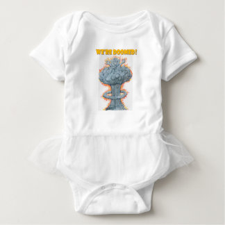 We're Doomed! Baby Bodysuit