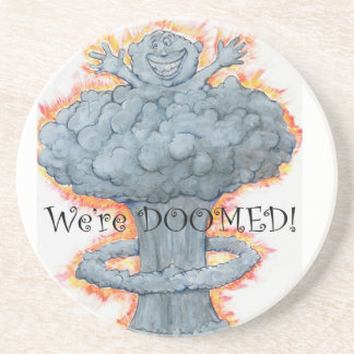 We're DOOMED! Coaster