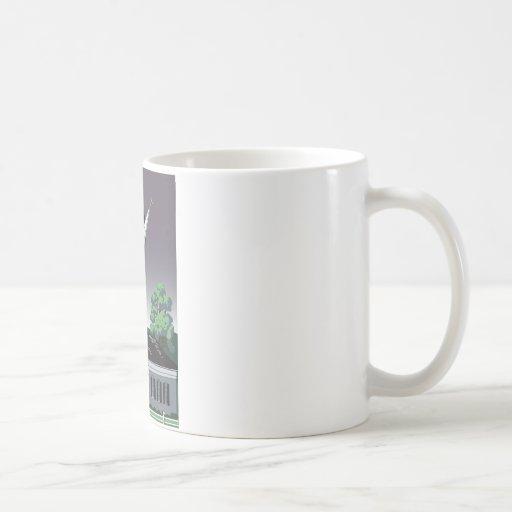 We're Fighting Coffee Mugs