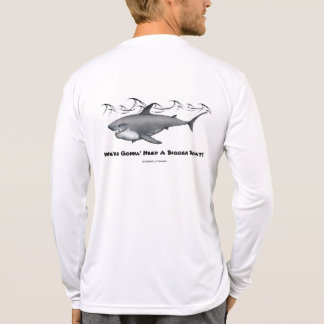 WE'RE GONNA' NEED A BIGGER BOAT! T-Shirt