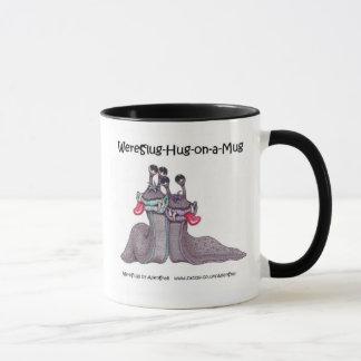 WereSlug Hug Mug - WereSlug-Hug-on-a-Mug