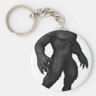 Werewolf #2 key ring