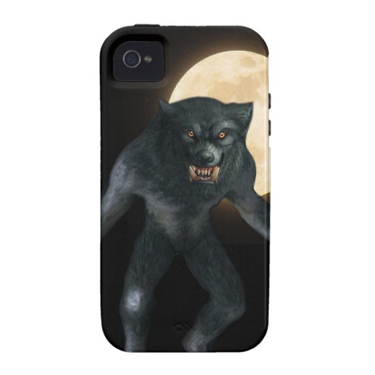 Werewolf Case For The iPhone 4