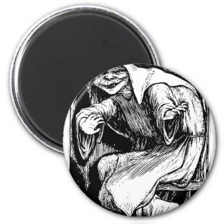 werewolf-clipart-1 refrigerator magnets