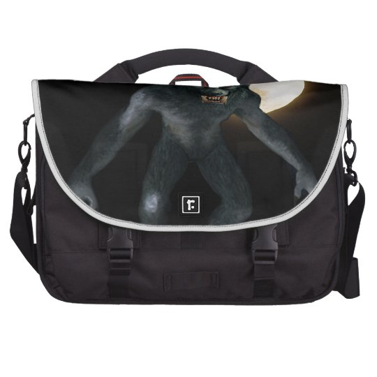 Werewolf Commuter Bags