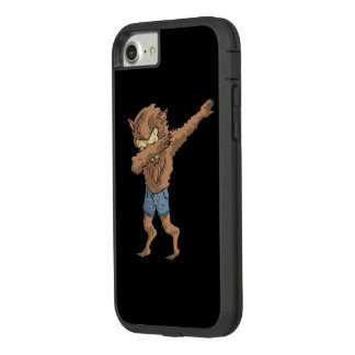 werewolf Dabbing Funny Halloween Dab Dance Case-Mate Tough Extreme iPhone 8/7 Case