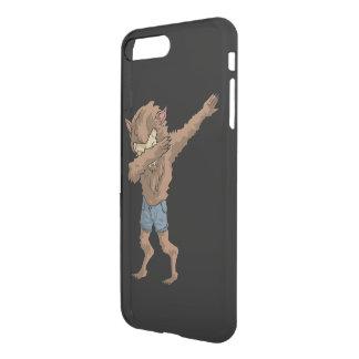 werewolf Dabbing Funny Halloween Dab Dance iPhone 8 Plus/7 Plus Case